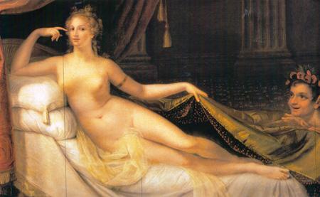 018 Antonio Canova Venere con fauno 1792 circa Possagno gipsoteca
