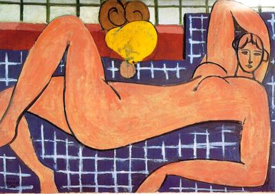 049 Henrie Matisse  Blue nude 1907 museo di  Balimora