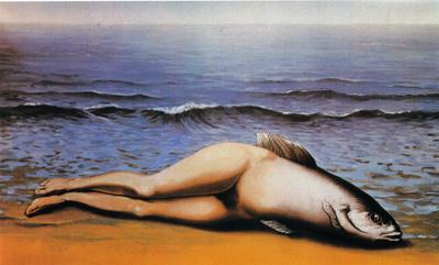 077 Rena Magritte Invenzione collettiva 1935 Belgio coll privata