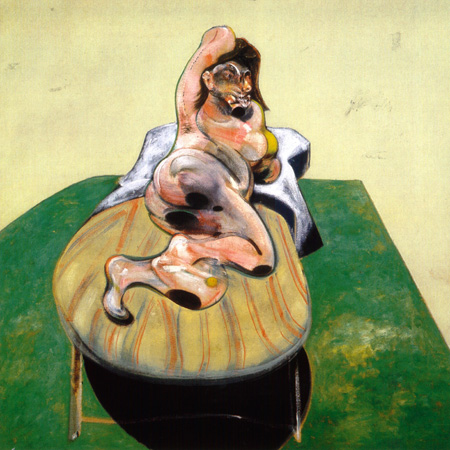 091Francis Bacon Henrietta Maraes 1966 Londra collezione privata