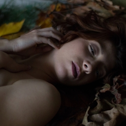 Boudoir Autumn: shooting copertina