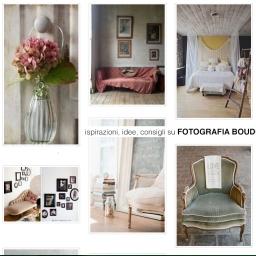 Ispirazioni per uno studio Boudoir