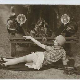 Il successo delle French Postcard (1920)