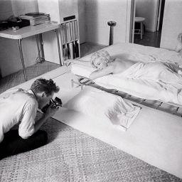 Douglas Kirkland e gli scatti sessuali con Marylin