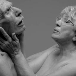 L'erotismo non ha età- foto Rankin